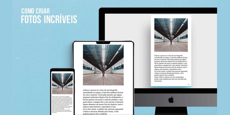 E-book Como Criar Fotos Incríveis