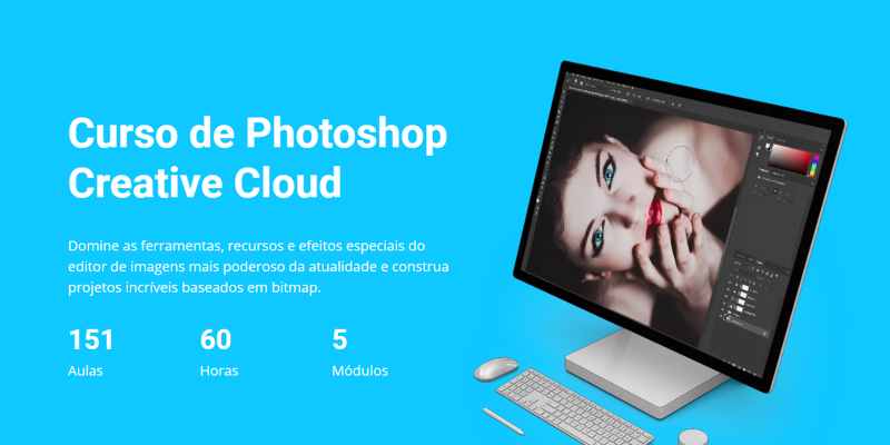 Curso de Photoshop Creative Cloud