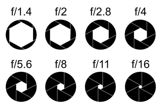 Tipos de lentes: grandes angulares, normais e teleobjetivas