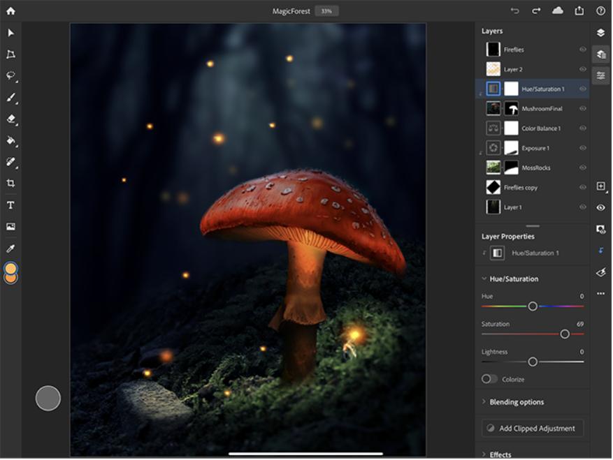 Adobe lança PhotoShop para Ipad