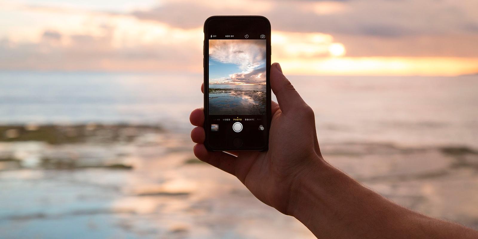 Dá pra fotografar em RAW no smartphone?