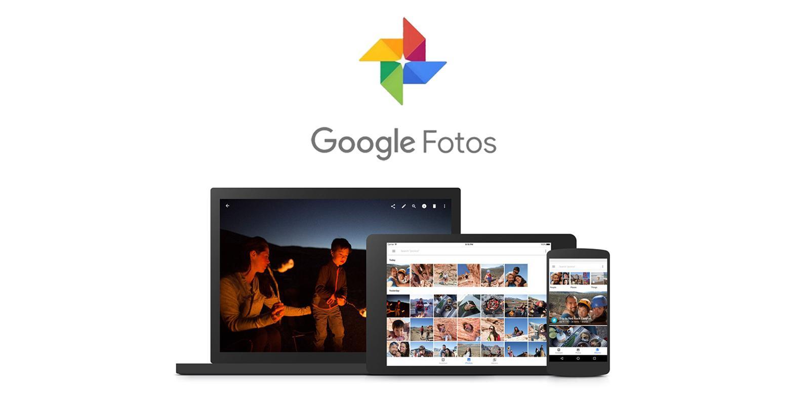 5 motivos para usar o Google Fotos